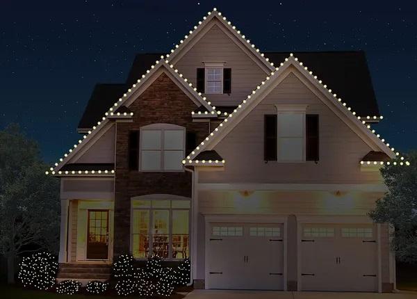 Bright C9 House & Landscape