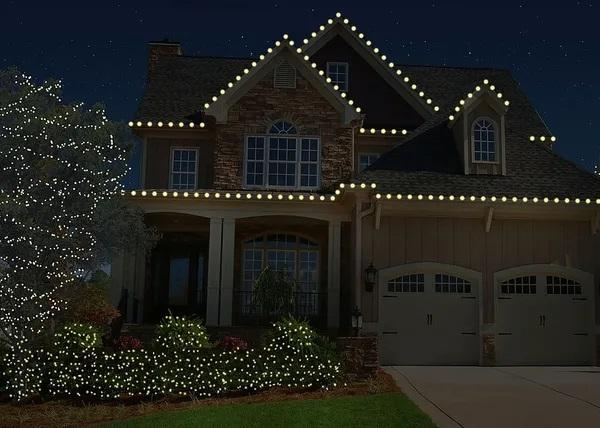 Brighter C9 House & Landscape Lighting Package