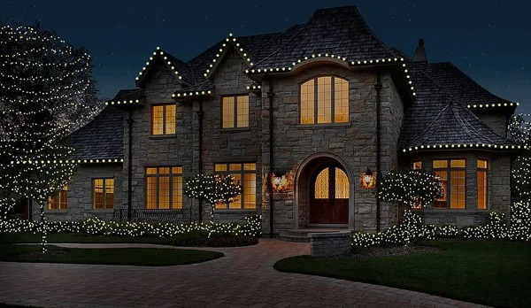 Brightest C9 House and Landscape Lighting