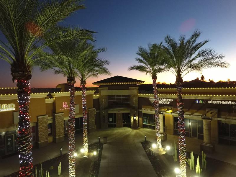 Surprise Arizona Light Show